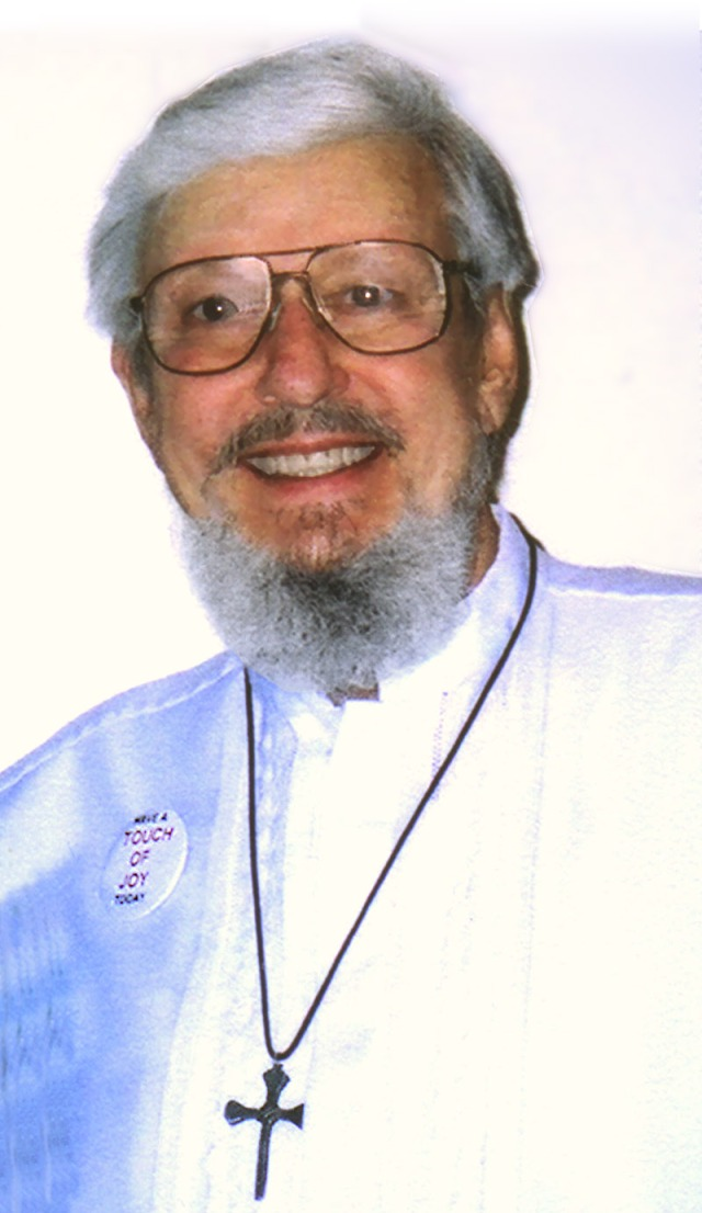 Photo of Rev. Dick Trosclair